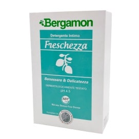 bergamon intimo freschezza 200 ml