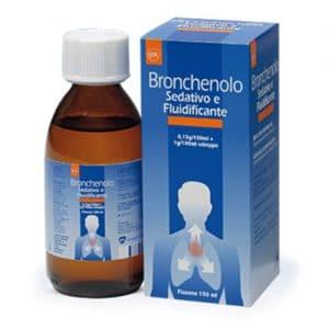 bronchenolo sedativo fluidificante sciroppo 150 ml
