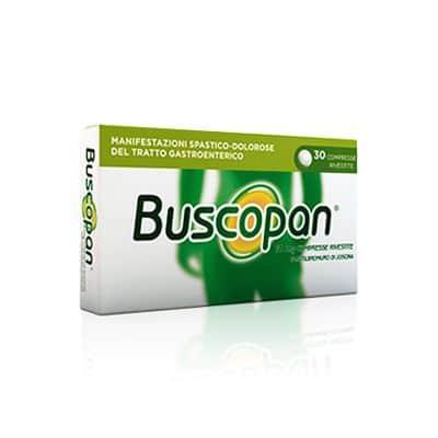 buscopan 30 compresse rivestite 10 mg