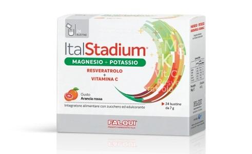 italstadium magnesio e potassio e vitamina c 24 buste