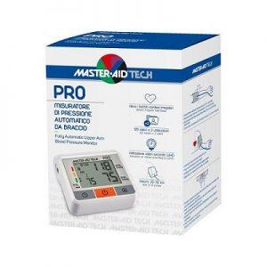 m-aid tech pro misuratore di pressione