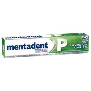 mentadent p dentifricio 75 ml