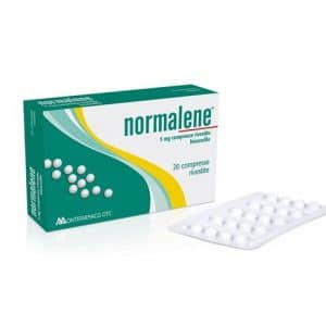 normalene 20 compresse 5 mg