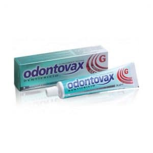 odontovax g dentifricio protezione gengive