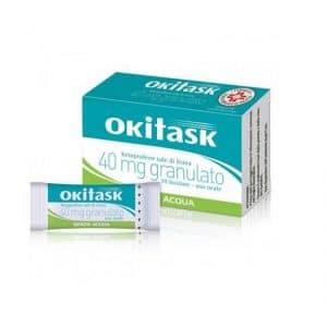okitask granulato 10 bustine 40 mg