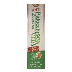 sanavita lozione antipidocchi 100 ml