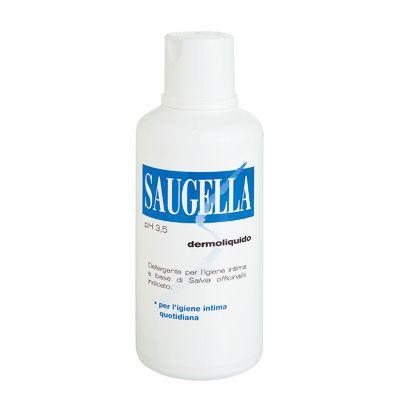 saugella dermoliquido detergente 500 ml