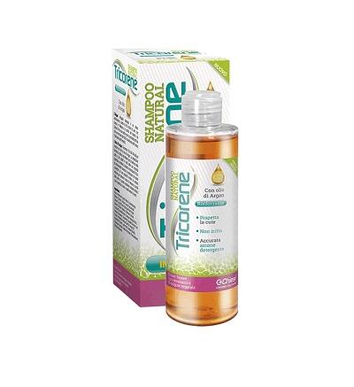 tricorene shampoo natural 210 ml