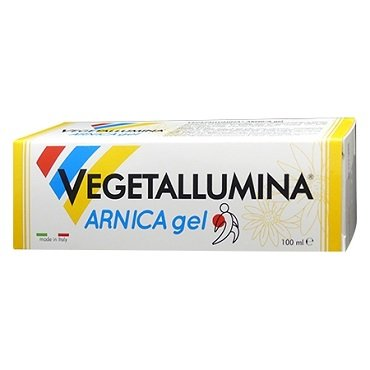 vegetallumina arnica gel 100ml